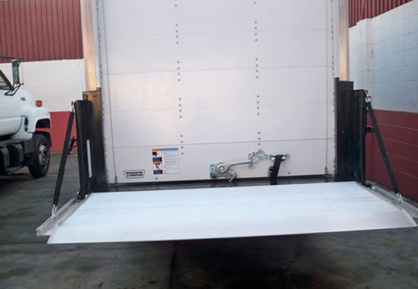 Tommy Gate Liftgate Repair In Los Angeles