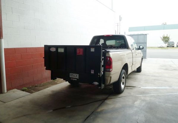 Pickup Truck Liftgate Installation, Torrance