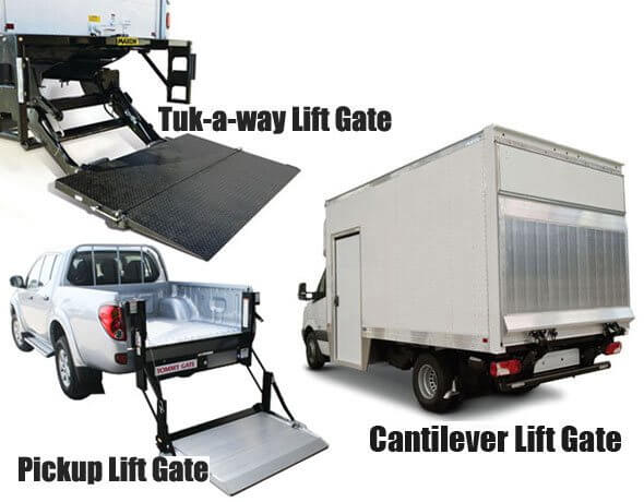 Hydraulic Lift Gate Manufacturer