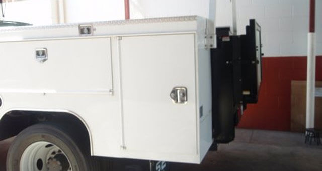 Mobile Lift Gate Repair Shop