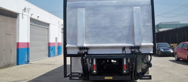 Affordable Truck Liftgate Maintenance