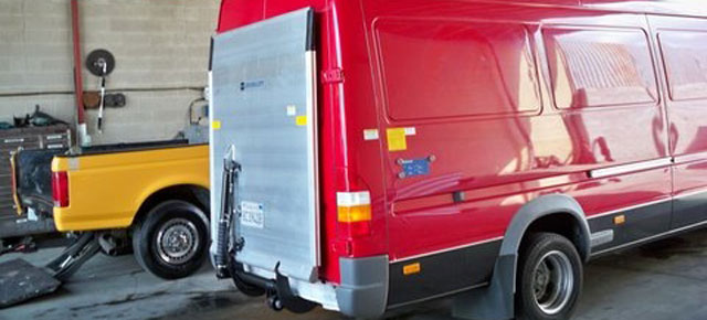 Burbank Van Lift Gate Sales